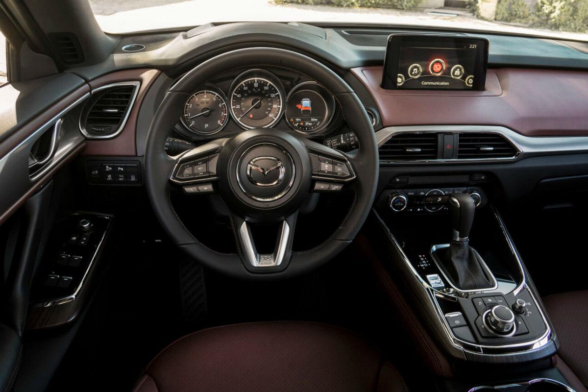 2018 Cx9 >> 2018 Cx 9 Int2 O Royal South Mazda