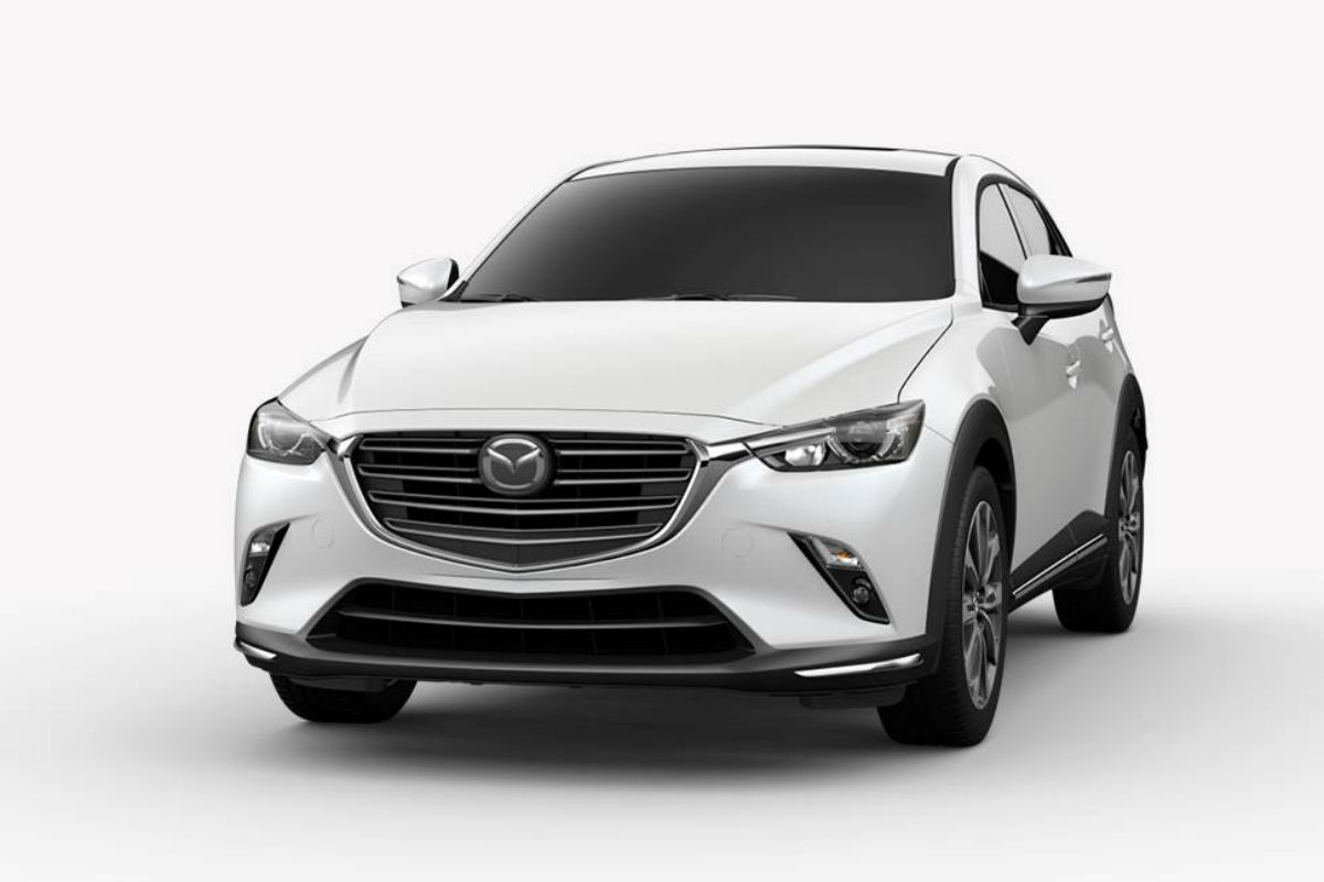 What Are The Exterior Color Options For The 2019 Mazda Cx 3