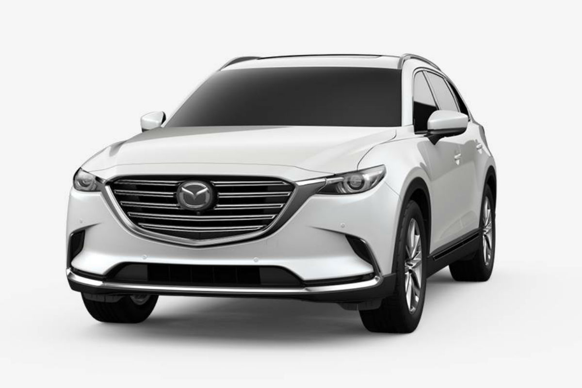 What Are The Exterior Paint Color Options For The 2019 Mazda Cx 9