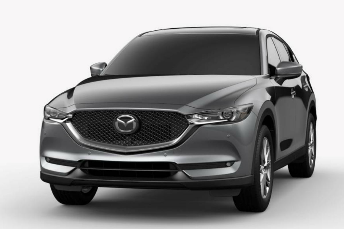 What Are The Color Options For The 2019 Mazda Cx 5