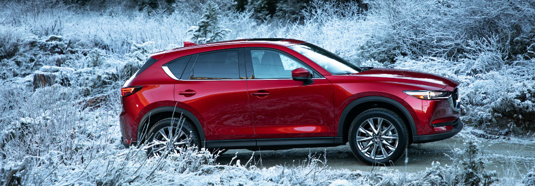 Review of the 2019 Mazda CX-5