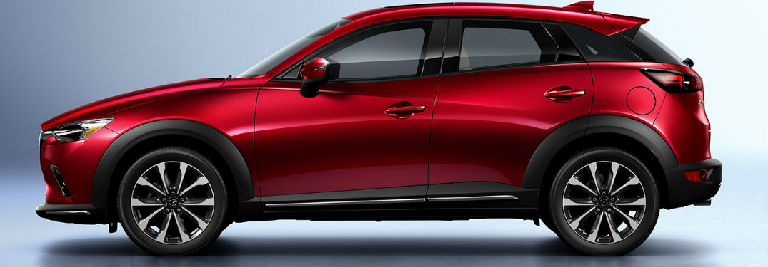 What does the CX-3 have to offer?