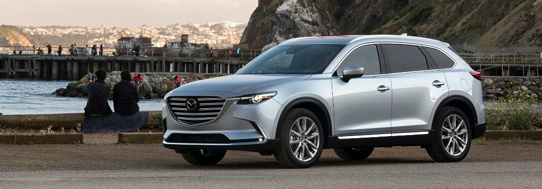 What is the Maximum Towing Capacity for the 2019 Mazda CX-9?