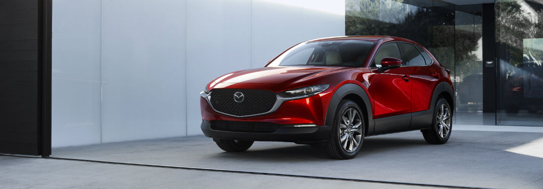 What is the Anticipated Release Date for the 2020 Mazda CX-30?