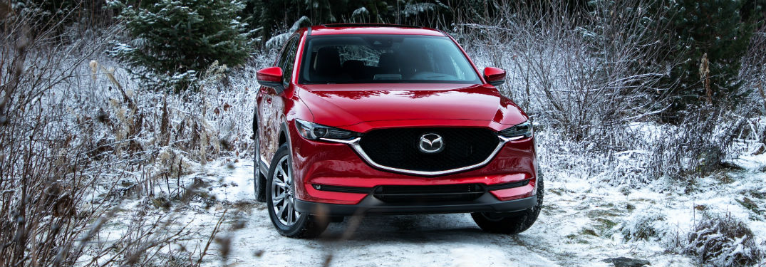 The Mazda CX-5 was Named the Best Compact Crossover SUV of 2019