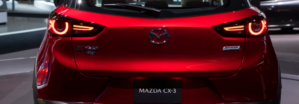 active safety technology in the 2019 mazda cx-3