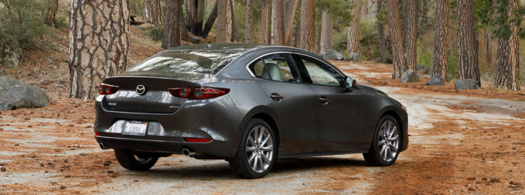 Engine specs in the 2020 Mazda3
