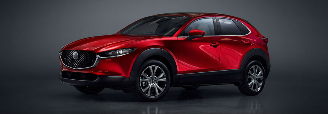 First look at the 2020 Mazda CX-30