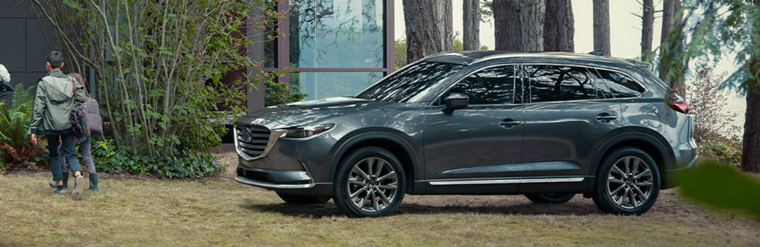Engine specs in the 2020 CX-9