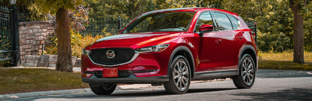What's under the hood of the 2020 CX-5?