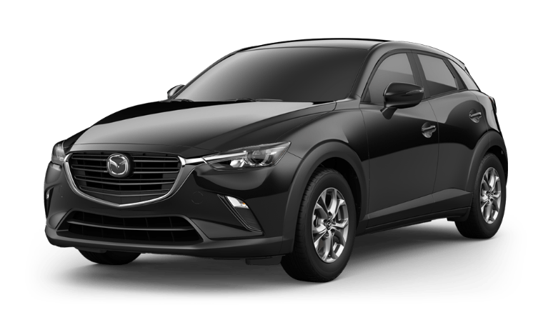 2020 Mazda CX-3 Jet Black Metallic