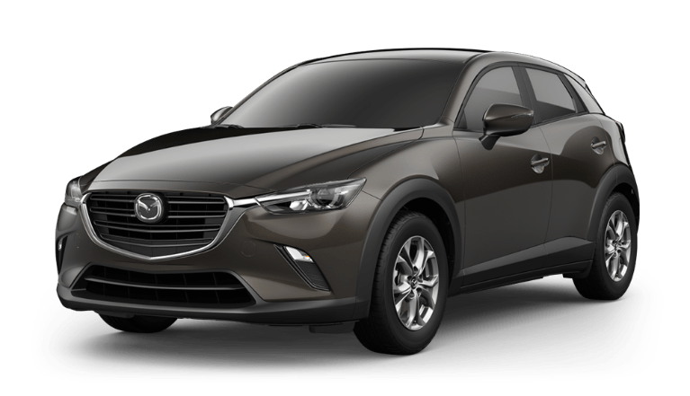 2020 Mazda CX-3 titanium flash