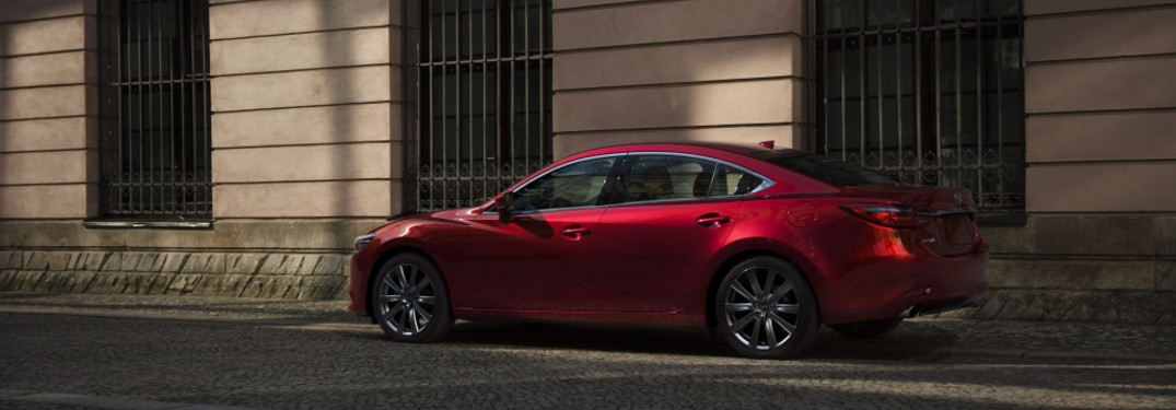 Is the 2021 Mazda6 Lineup Coming to Royal South Mazda in Bloomington IN Before the End of September 2020?