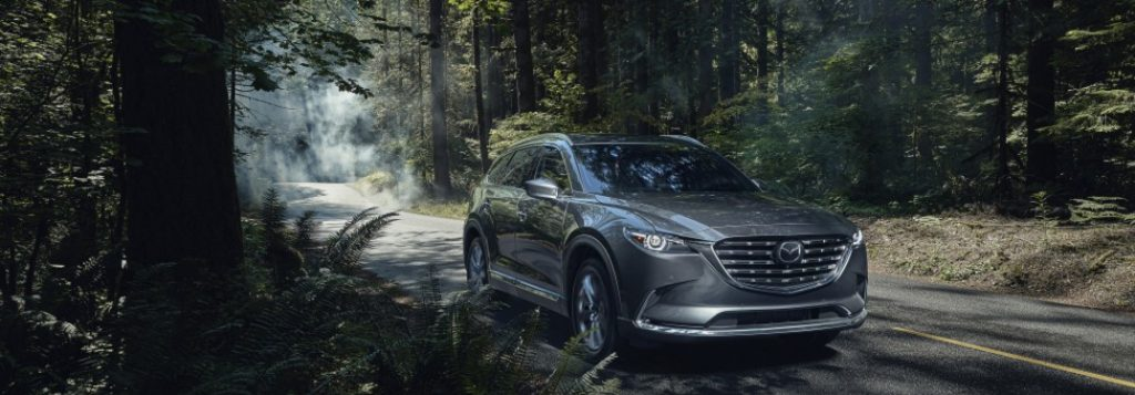exterior color option pictures for the 2021 mazda cx-9