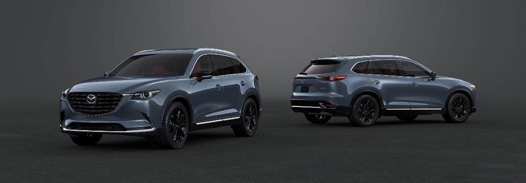 What are the Power Ratings and Gas Mileage Ratings for the 2021 Mazda CX-9 Lineup at Royal South Mazda in Bloomington IN?