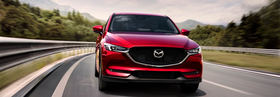 How Much Head Room and Leg Room is Available in the 2021 Mazda CX-5 Lineup at Royal South Mazda in Bloomington IN?