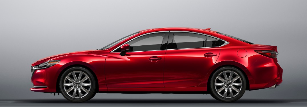 Does the 2021 Mazda6 Lineup at Royal South Mazda in Bloomington IN Feature Different Power Ratings Depending On the Type of Fuel You Use?
