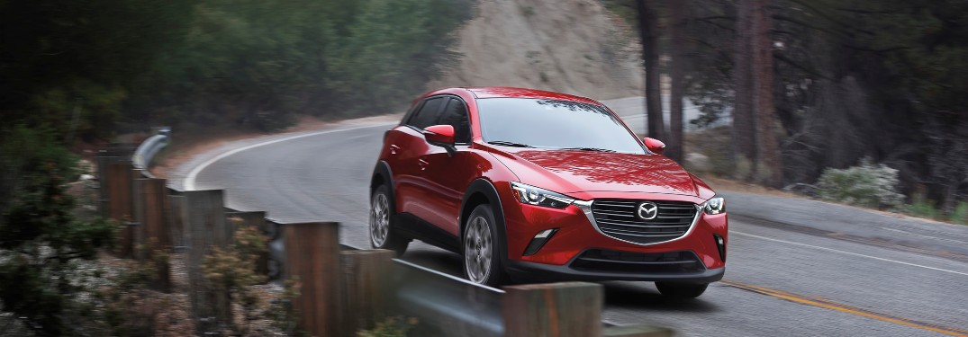 What Exterior Colors are Available for the 2021 Mazda CX-3 Lineup at Royal South Mazda in Bloomington IN?