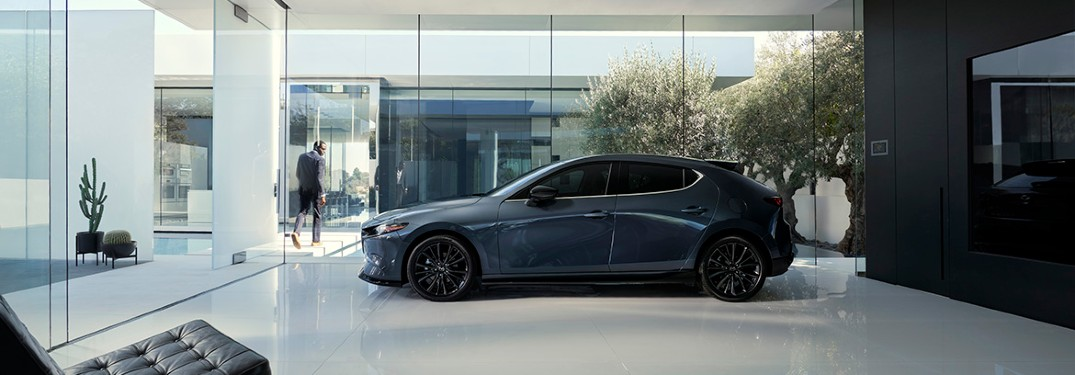 What Exterior Color Options are Available for the 2021 Mazda3 at Royal South Mazda in Bloomington IN?