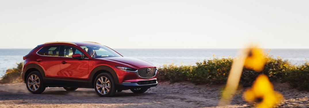 How Fast is a Turbocharged 2021 Mazda CX-30 SUV at Royal South Mazda in Bloomington IN?