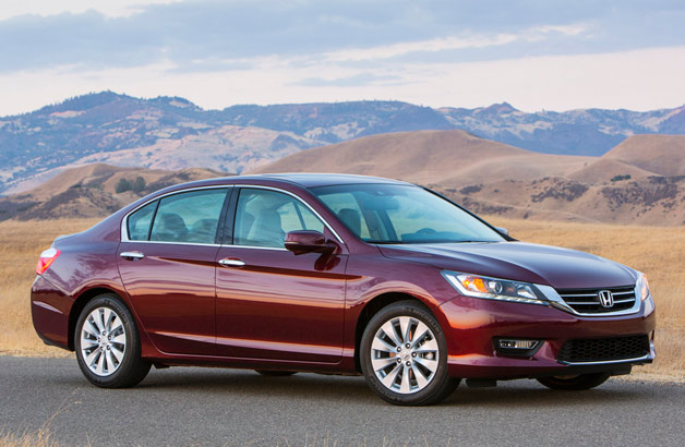 What does the 2013 honda accord ex l offer that other for Honda accord exl 2013