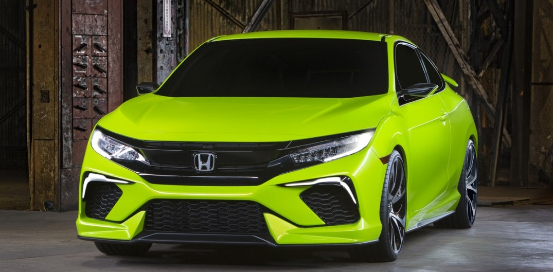 Leaked Images Of 2016 Honda Civic Patent Drawings