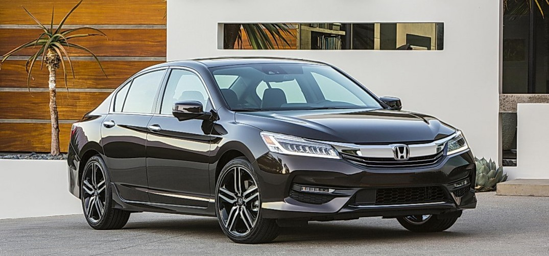 2016 Honda Accord Sedan Transmissions