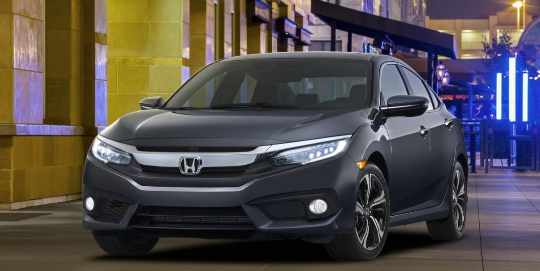 2016 Honda Civic Features And Engine Options