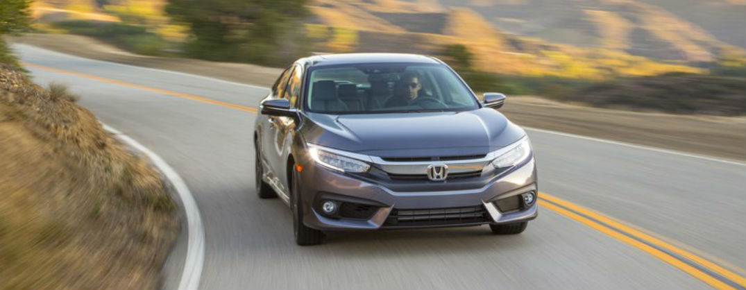 2016 Honda Civic Kelley Blue Book