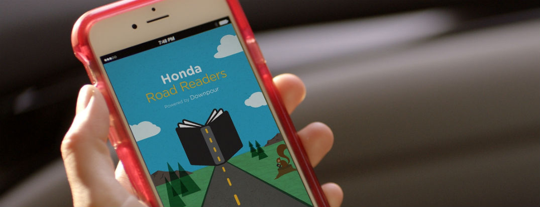 honda road readers free audiobooks for kids