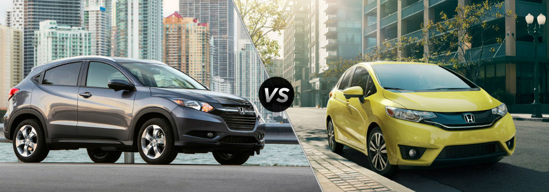 Honda Fit LX vs EX vs EXL