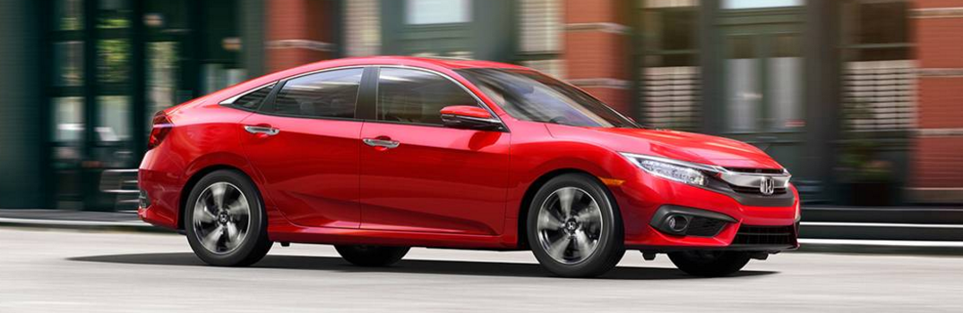 How Safe Is The 2016 Honda Civic?