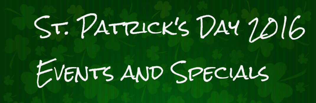 Dayton S Best St Patrick S Day Events And Specials 2016