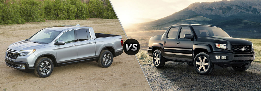 2017 honda ridgeline vs 2014 honda ridgeline. Black Bedroom Furniture Sets. Home Design Ideas