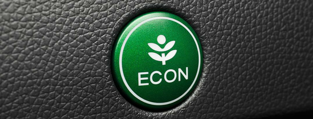 What Does The Honda Eco Button Do?