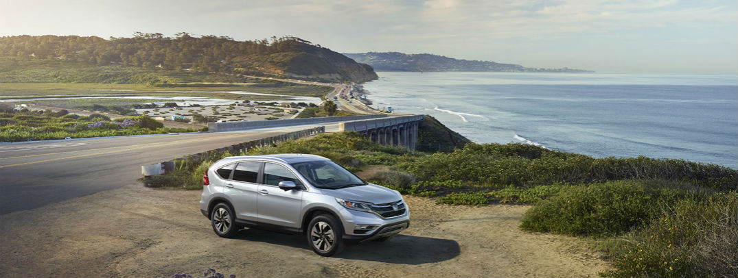 What Is The Honda CR V Touring