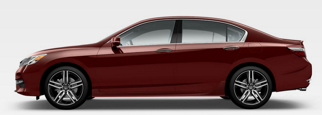 2017 Honda Accord Price And Features