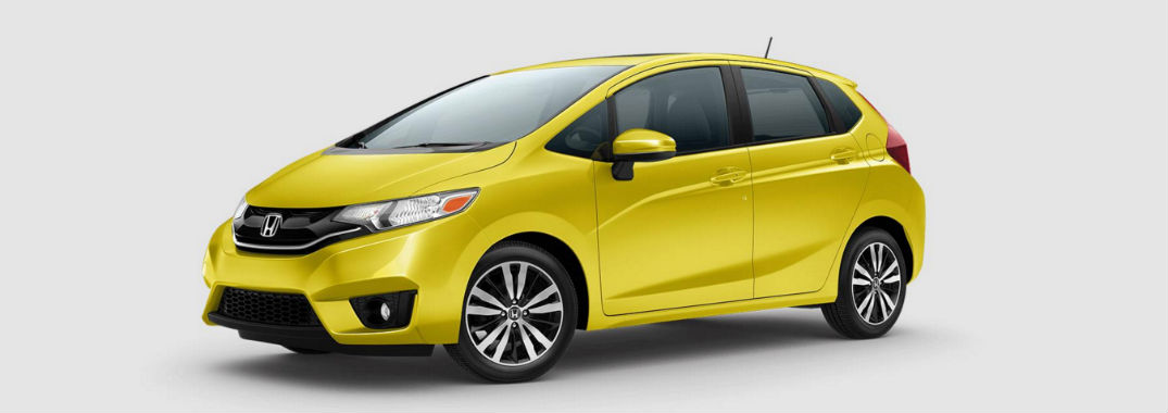 A First Look At The 2017 Honda Fit Color Options