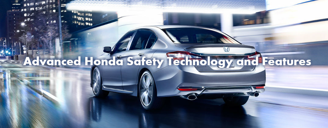 Advanced Honda Safety Technology and Features