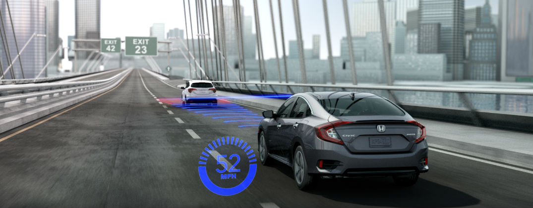 Which Honda Safety Features Make Up Honda Sensing™?