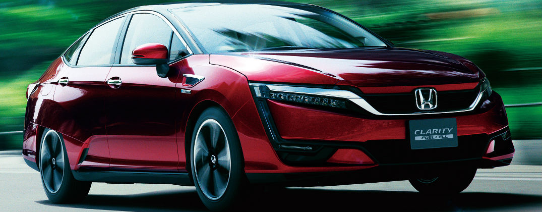 2016 Honda Fuel Cell Vehicle Release Date