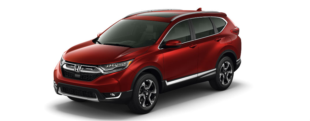 What is New for the 2017 Honda CR-V?