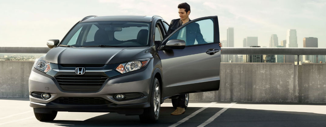 2017 Honda HR-V Utility and Features Dayton OH