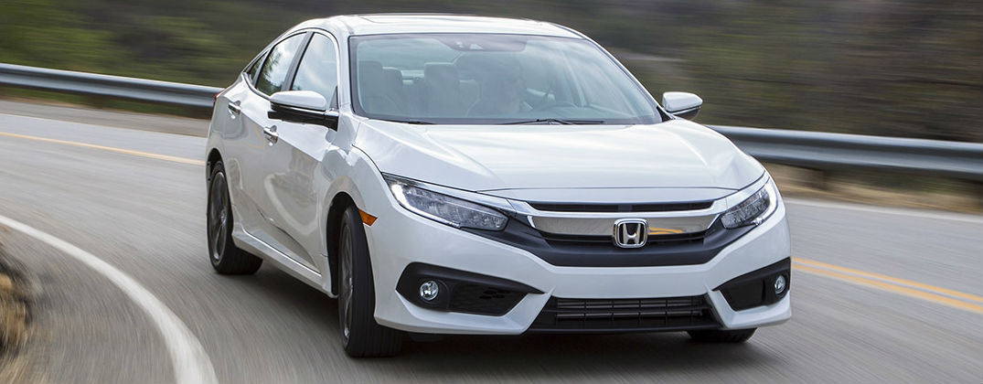 2017 Honda Civic Sedan Color Options And Trim Levels