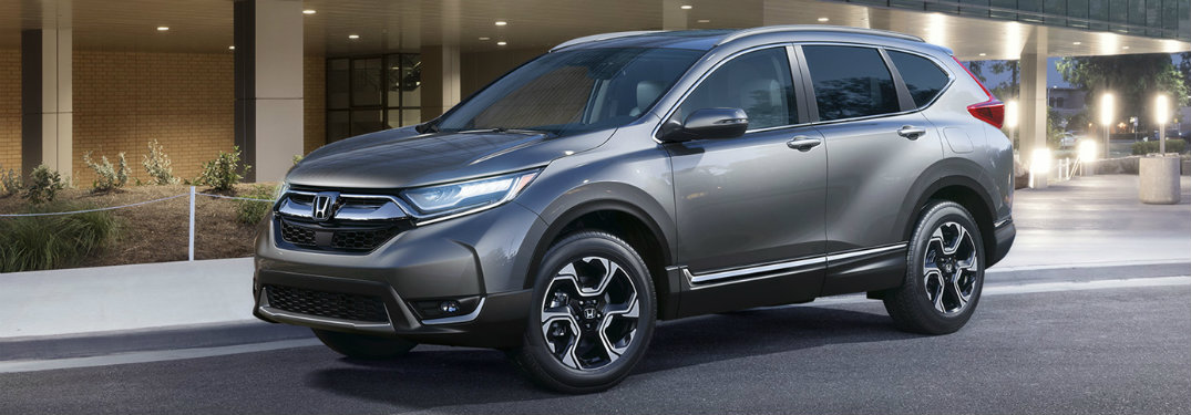 2017 Honda CR-V Pricing Information