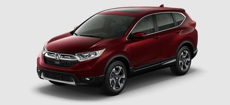 2017 Honda CR-V in Basque Red Pearl II