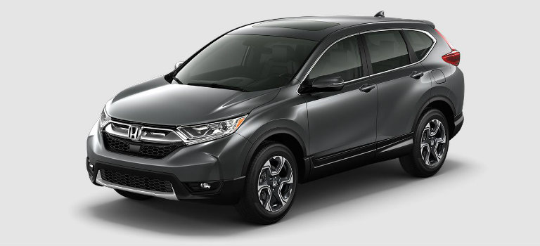 2017 Honda CR-V in Gunmetal Metallic