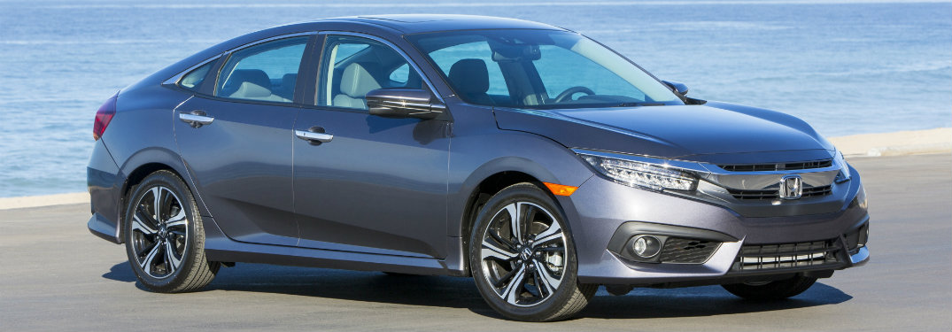 2017 Honda Civic In Dayton OH