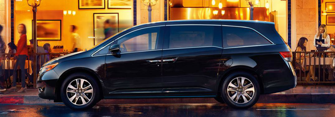 Does The 2017 Honda Odyssey Come Standard With Hondavac