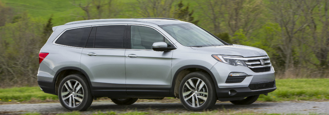 2017 Honda Pilot available safety features